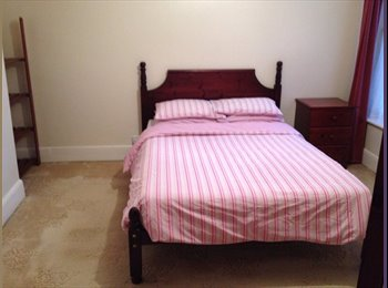 Large Double Room ,Newly Decorated, Furnished