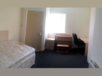 clear, quiet, ensuite rooms, near Coventry Uni