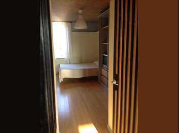 1 Double Bedroom with separate shower room