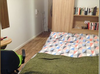 Ensuite Room Available in Student Flatshare