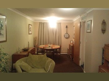 large double room. very clean home.