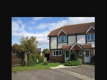EasyRoommate UK - Sun-Thur Night Double Room to rent - Abingdon, Oxford - £520 pcm