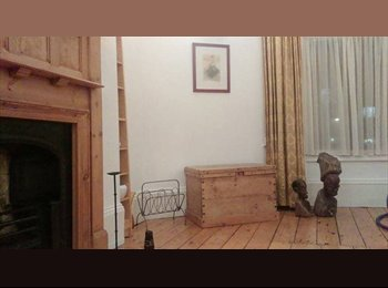 Big Double Bedroom in Lovely Flat