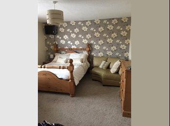 Fantastic large double room with en-suite