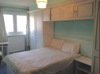 Angel - Large Bright Double Bedroom inc bills