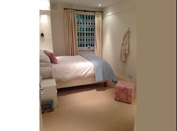 Furnished double room in gorgeous quiet flat