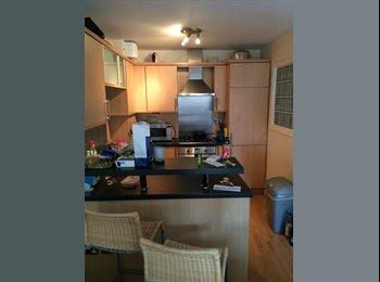 Double Bedroom, lovely flat in Finnieston Glasgow