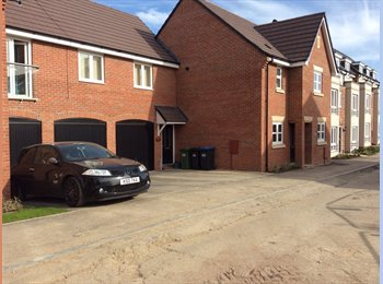 EasyRoommate UK - Single room to rent in a nice area. - Rugby, Rugby - £250 pcm