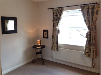 EasyRoommate UK - Modern 3 bed coach house with a room to spare - Hilton, Derby - £395 pcm