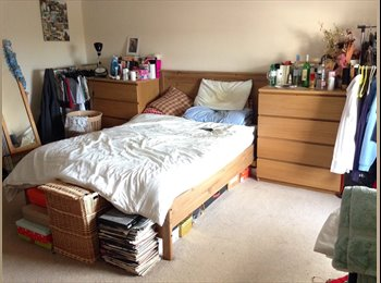 EasyRoommate UK - DOUBLE BEDROOM AVAILABLE, GREAT BARFORD - Great Barford, Bedford - £450 pcm