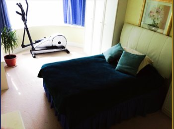 EasyRoommate UK - Double bedroom in East London - Redbridge, London - £800 pcm