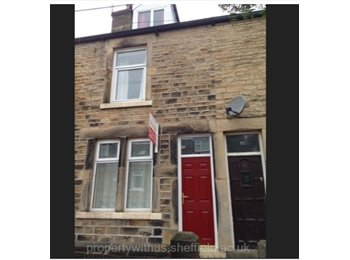 EasyRoommate UK - Double bedroom available in nice student area Crookes - Crookes, Sheffield - £60 pcm