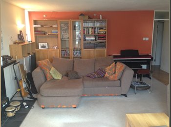 EasyRoommate UK - Double room - Clifton, from June 2015 - Clifton, Abbots Leigh - £600 pcm
