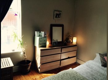 EasyRoommate UK - Cosy 2 bed house-share near Beech Road - Chorlton Cum Hardy, Manchester - £350 pcm