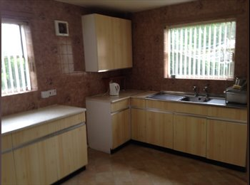 EasyRoommate UK - Room Available in Warrington, £200pcm - Lowton, Warrington - £200 pcm