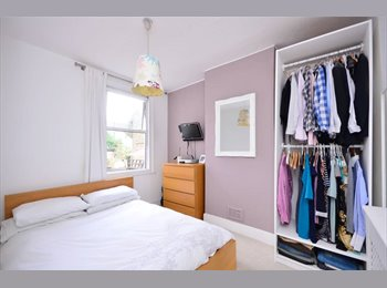 EasyRoommate UK - Lovely double room available - Elephant and Castle, London - £600 pcm