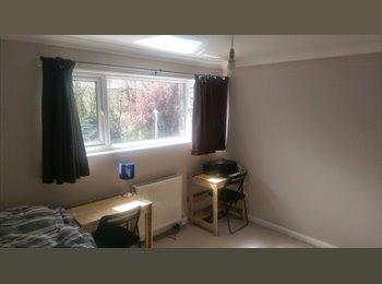 EasyRoommate UK - Large room in family home - Alderney, Poole - £500 pcm