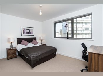 EasyRoommate UK - Type A, 14 Spring Apartments Parkside Quarter E14 - Tower Hamlets, London - £900 pcm