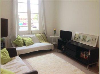 2 bed flat in Chelsea