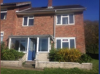 EasyRoommate UK - Room available semi detached house , garden, - Brighton, Brighton and Hove - £370 pcm
