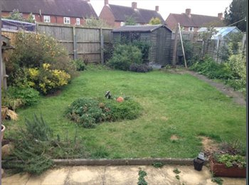 EasyRoommate UK - Quiet spacious 2 spare doubles larger than appears - Shrewsbury, Shrewsbury - £375 pcm