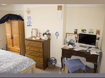 EasyRoommate UK - Bright Spacious Double Room in Nice House - Plymouth, Plymouth - £400 pcm