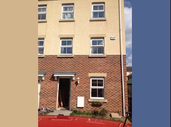 EasyRoommate UK - Single room in large family home.  Professional couple - Scartho, Grimsby - £303 pcm