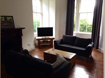 EasyRoommate UK - Southside Room For Rent - Govanhill, Glasgow - £380 pcm