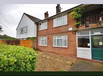 EasyRoommate UK - 1 bedroom in a shared flat, Tyler Hill - Canterbury, Canterbury - £375 pcm