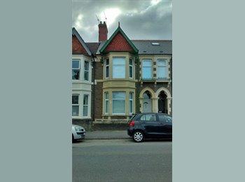EasyRoommate UK - Housemates wanted for 15/16 - Cathays, Cardiff - £280 pcm