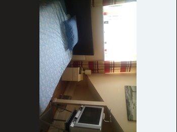 Double en-suite furnished bedroom