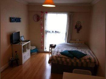 Nice and bright double bedroom in Camden