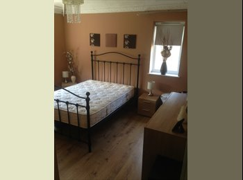 Homely / Modern large double bedroom available.