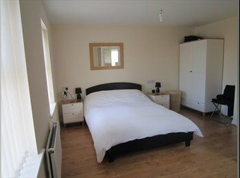EasyRoommate UK - Double room to rent near town ! - Stafford, Stafford - £380 pcm