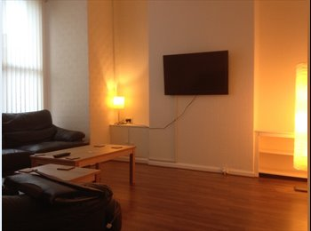 EasyRoommate UK - Double Rooms in Newly Refurb House - £75 Cashback - Anfield, Liverpool - £75 pcm