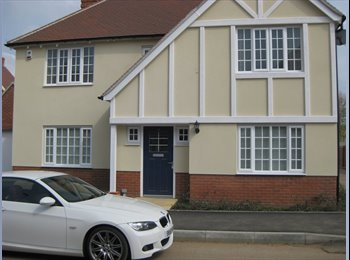 EasyRoommate UK - Clean and Tidy House in a Nice Area - Colchester, Colchester - £490 pcm