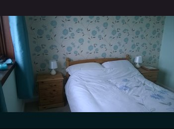 EasyRoommate UK - Fully furnished double room with spectacular views - Dundee, Dundee - £360 pcm