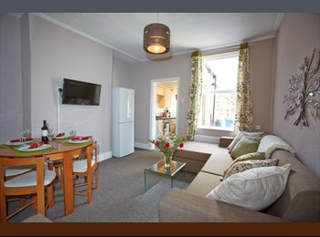 EasyRoommate UK - Fabulous rooms in refurbished house, Crookes, S10 - Crookes, Sheffield - £475 pcm