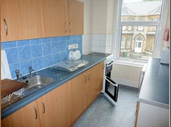 EasyRoommate UK - Large beautiful student house 2 mins from Uni! - Plymouth, Plymouth - £98 pcm