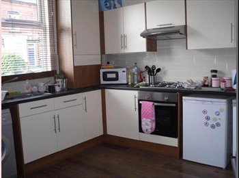 EasyRoommate UK - Room free among 4 others in a friendly mixed-gender house!  - Headingley, Leeds - £332 pcm