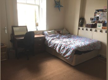 EasyRoommate UK - Double bedroom in West End available - Glasgow Centre, Glasgow - £430 pcm