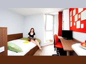 EasyRoommate UK - 1 Bedroom En-Suite Student Apartment (bills incl) - Edinburgh Centre, Edinburgh - £612 pcm