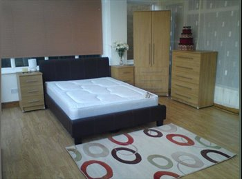 EasyRoommate UK - Luxury En-Suite Double Rooms in West End / Uphill - Lincoln, Lincoln - £100 pcm