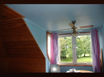 Lovely & Spacious Double Room with Excellent Views