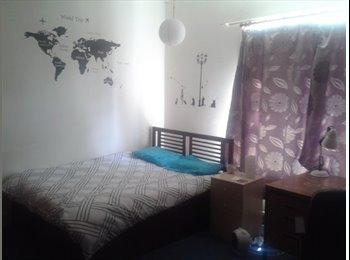 EasyRoommate UK - Fully Furnished Double Room - Portswood, Southampton - £244 pcm