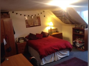 EasyRoommate UK - Large bedroom available in Edinburgh Centre - Edinburgh Centre, Edinburgh - £550 pcm