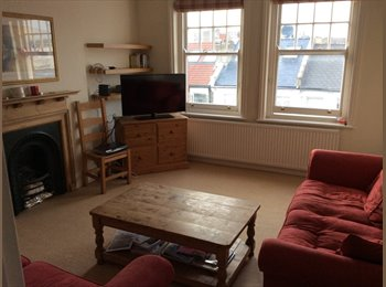 EasyRoommate UK - Large Double room available in Fulham flatshare - Fulham, London - £795 pcm