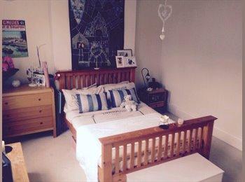 EasyRoommate UK - Large double room ideal for couples in Blackheath - Blackheath, London - £800 pcm