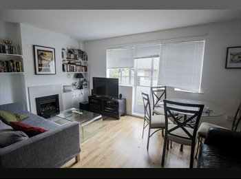 EasyRoommate UK - Good sized double room with small balcony to rent - Highgate, London - £645 pcm