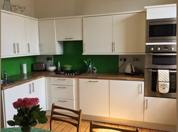 EasyRoommate UK - Double room in beautiful West End Finnieston flat - Glasgow Centre, Glasgow - £490 pcm